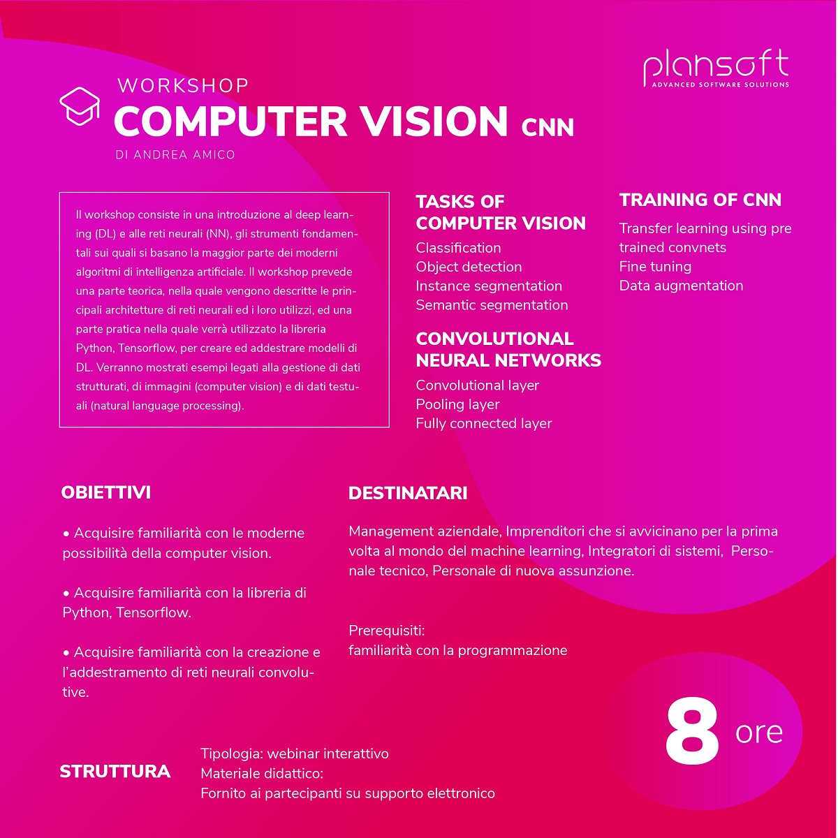 Workshop Computer Vision