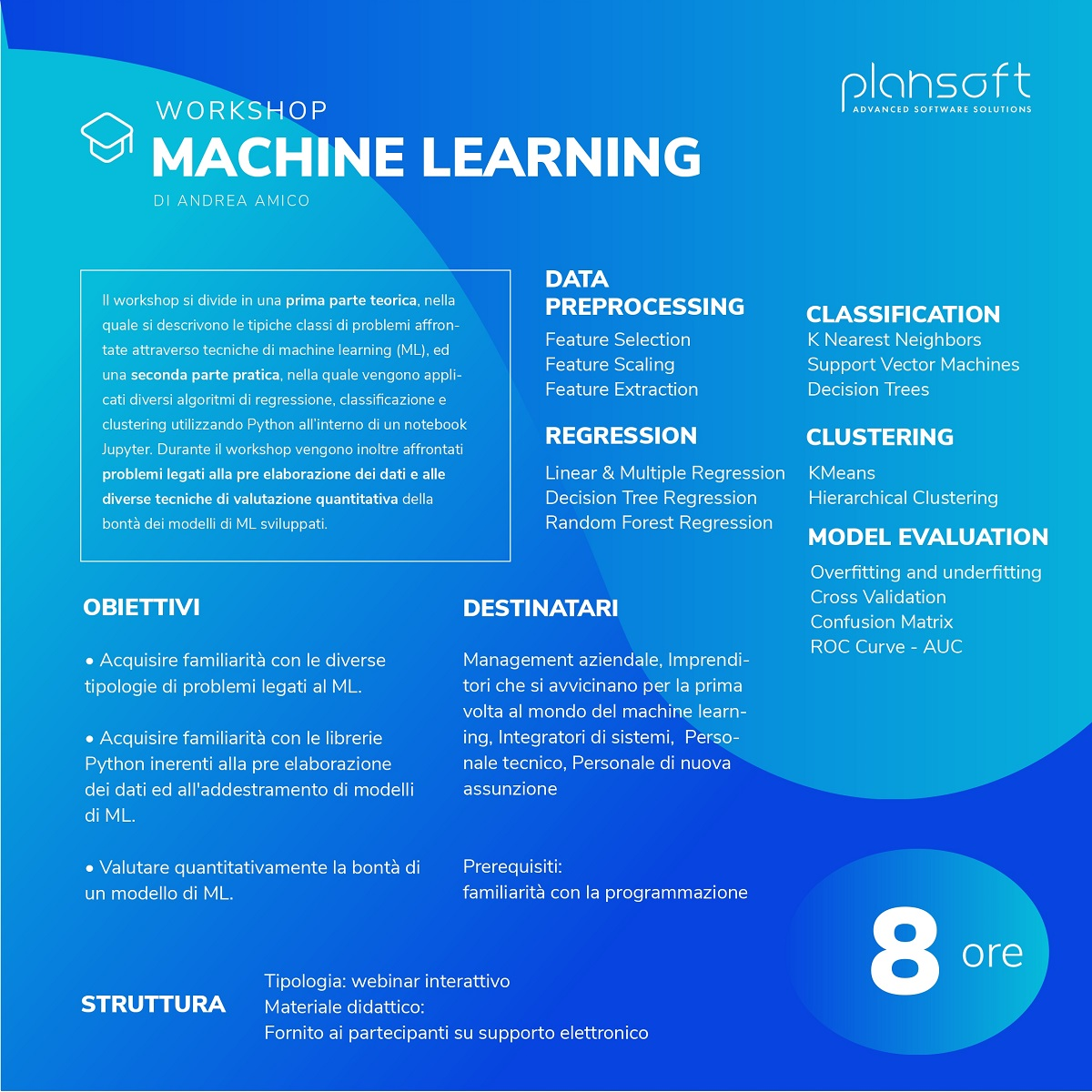 Workshop Machine Learning